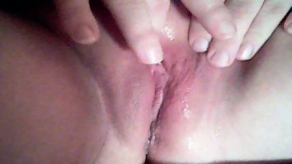 Woman gets wet while masturbating - scene 12