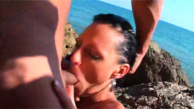 Nasty Beach Sex