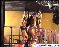 Meet Me From Cas-affair - Brazilian Groupsex Samba