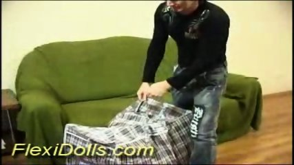 Doll in a bag - scene 1