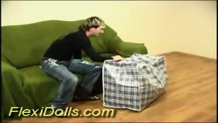 Doll in a bag - scene 3