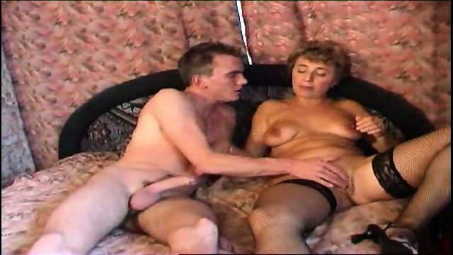 attractive mature gives herself up