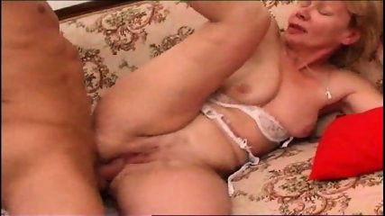 blonde mom get her arse reamed hard - scene 8