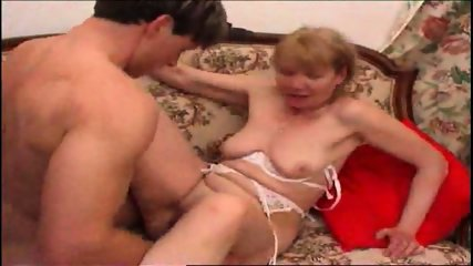 blonde mom get her arse reamed hard - scene 10