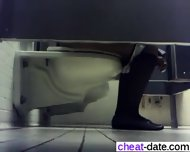 Awaite You At Cheat-date - College Girls Toilet Spy