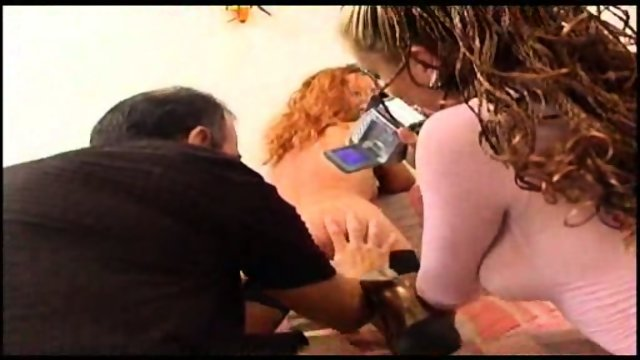 Group sex with MILFs