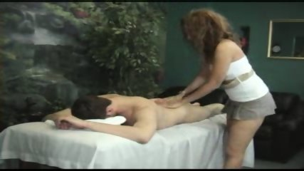 a massage that turns into a blowjob and fuck - scene 1