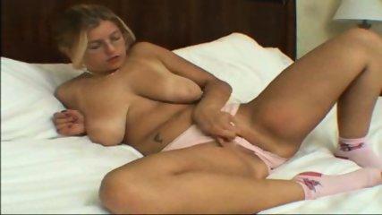 UK girl pink panties - scene 7