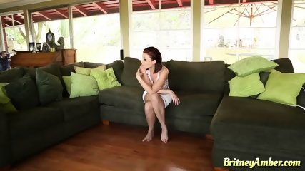 Britney And Kleio Have A Play Date - scene 1