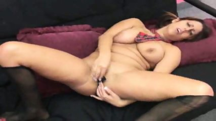 big tittted Lavendar is a naughty girl - scene 12