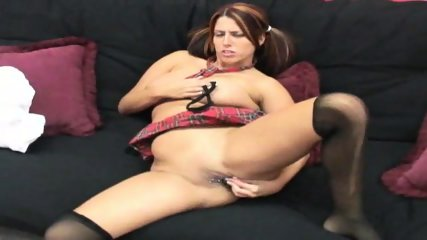 big tittted Lavendar is a naughty girl - scene 7