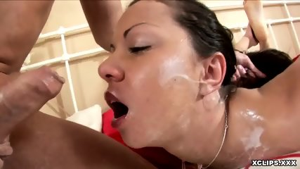 Her Messiest Assfucking Session
