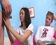 Doc Assists With Hymen Examination And Defloration Of Virgin Teenie