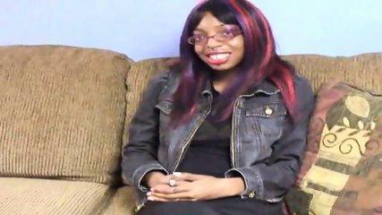 Zwarte lesbische wrijven