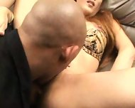 She loves the pussy-licking - scene 4
