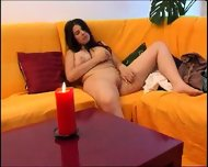 chubby hottie plays for you (part 1) - scene 9