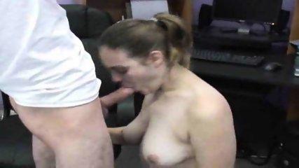 Danni devours a dick - scene 12