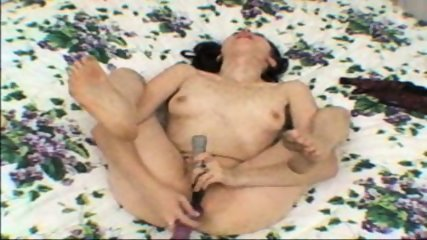ISIS STICKS TOY IN HER ARSE - scene 12