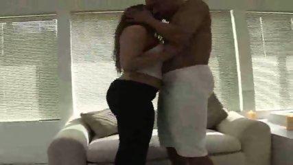 She takes the whole cock - scene 1