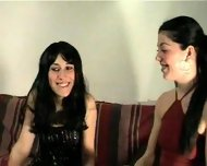 Chrystal and Sonia make love - scene 2