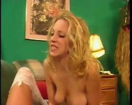 Cupid's sister takes big dildos from a mean skank. - scene 10