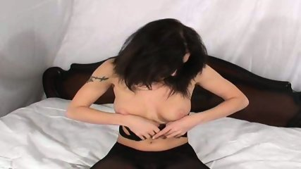 Natasha plays on bed (Part 1) - scene 1