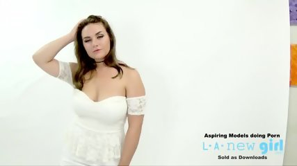 Model Goes To Audition But Gets Fucked Instead - scene 4