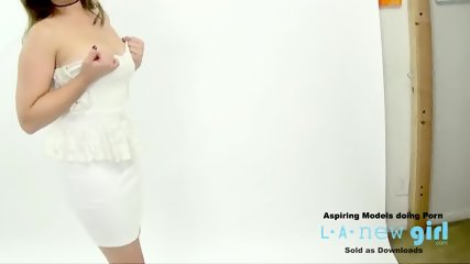 Model Goes To Audition But Gets Fucked Instead - scene 7