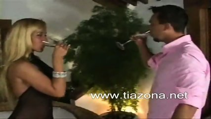 A famous brazilian girl - scene 2