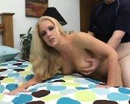 I've never fucked a porn star - scene 11