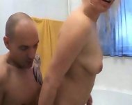 Cum for Blonde In Shower - scene 8