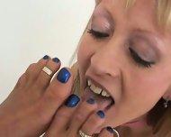 lesbian feet worship - scene 7