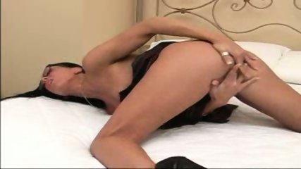Judy Star in plaid skirt - scene 12