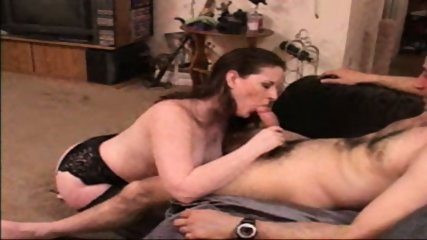 Caroline blowjob - scene 2