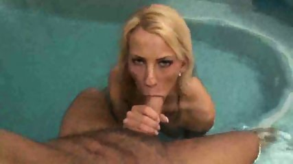 Hot Blonde Big Cock - scene 5