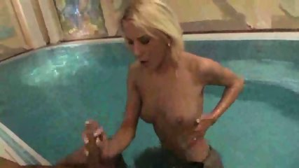 Hot Blonde Big Cock - scene 6