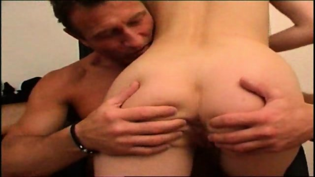 Office secretary in pantyhose stripped and fucked