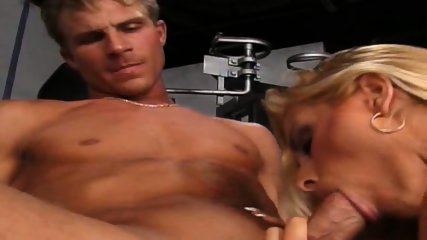 My Personal Trainer Gets a Work Out - scene 10