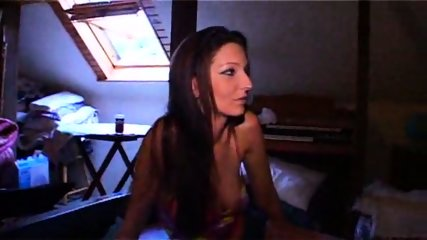 2 hot dolls talk - scene 4