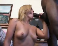 Big black cock for a birthday present - scene 4