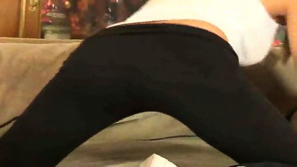 hot chick shows us what she is made of - scene 1