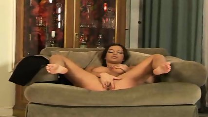 hot chick shows us what she is made of - scene 7