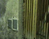 mit dildo im Keller - scene 1