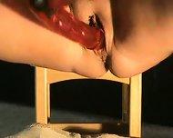 Mastrubate squirt - scene 6