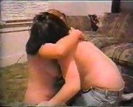 Erica & Angie Amateur Lesbian Porn - scene 10