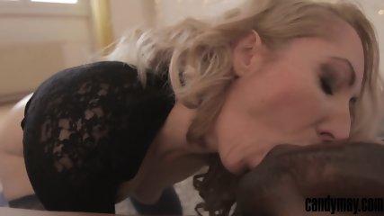Blonde Licks Black Balls - scene 9