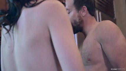 Sweet Babe Creampied After Brutal Sex - scene 2