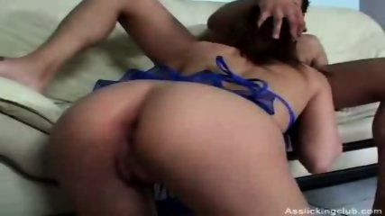 The art of ass-licking and cock-sucking at its finest - scene 11