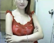 asian webcam girl - scene 3