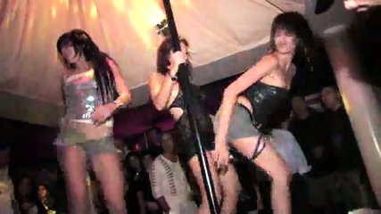 French night Club going wild - scene 5